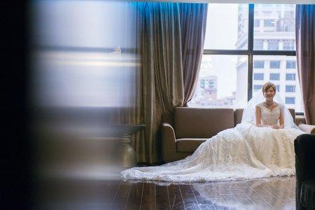 台北和璞飯店 偉銘與沁絹的結婚紀錄