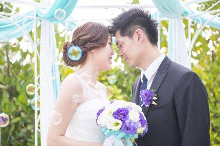 台中清新溫泉 Fu & Arielle 結婚午宴