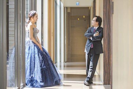 北投麗禧酒店 浩志與書郁 結婚午宴