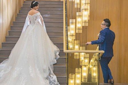 麗禧溫泉酒店  飯店證婚午宴