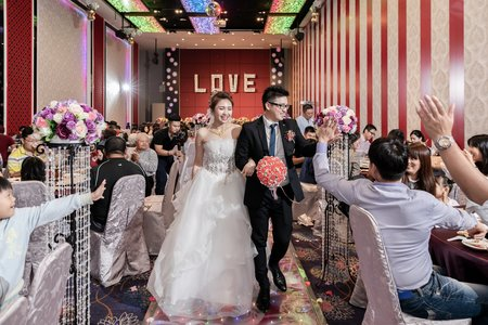 平面婚禮紀錄-單宴客