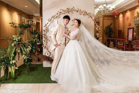 志偉&燕玲 結婚紀錄 住都大飯店