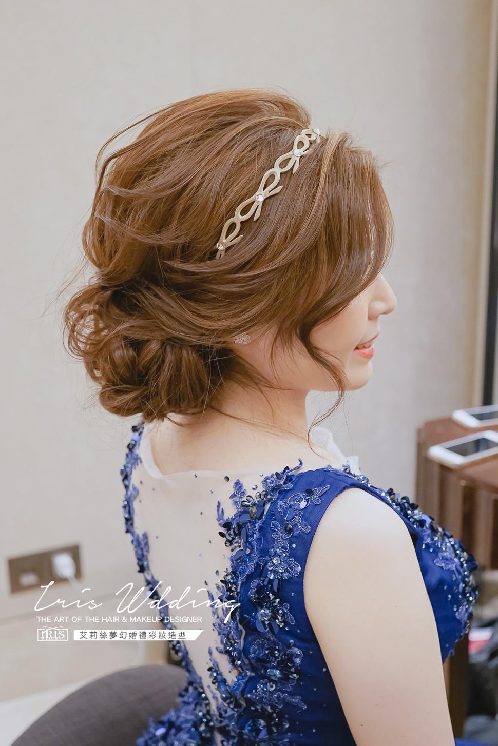 Iris Wedding星級造型師-婚宴新秘造型 - 艾莉絲夢幻婚禮.造型彩妝學苑 - 結婚吧