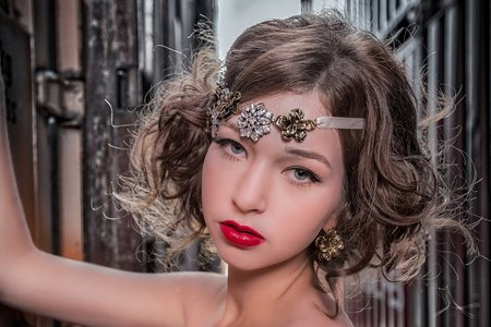 Iris Wedding星級造型師-外拍婚紗造型