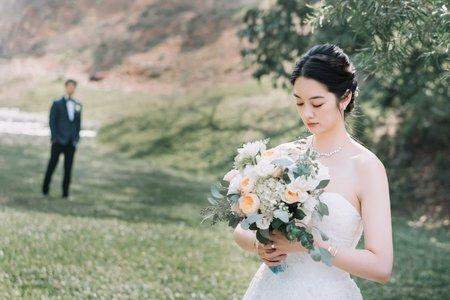 美式婚禮婚紗