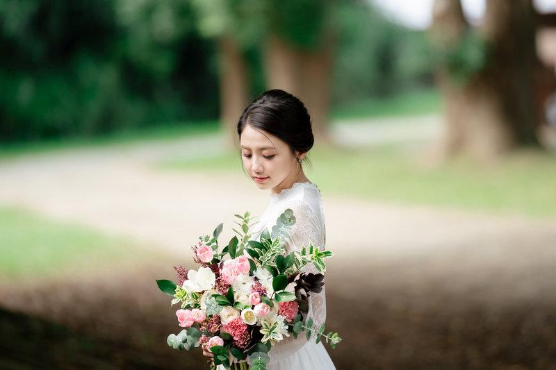 美式婚紗 自主婚紗 自助包套 純拍攝方案作品