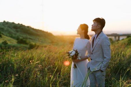 Joseph & White 美式婚紗