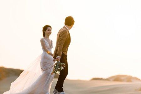 Eason Jilydia 美式婚紗