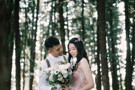 Chu & Mick  美式婚紗