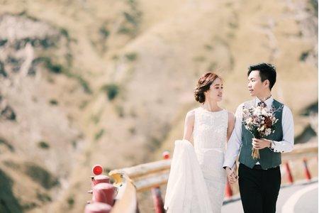Tsuta &Kaiju 美式婚紗 <<高山公路篇>>