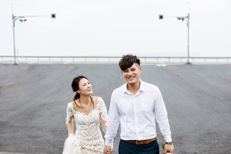 Mayaw & Hana 美式婚紗