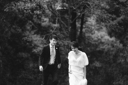 Benson & Sylvia 美式婚紗