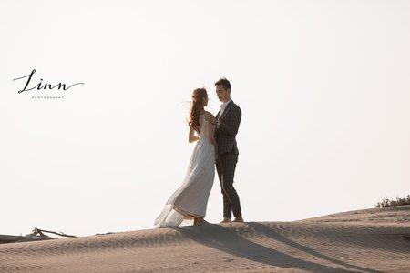 Sabi & Leo  美式婚紗
