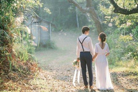 Nate & Leni  美式婚紗