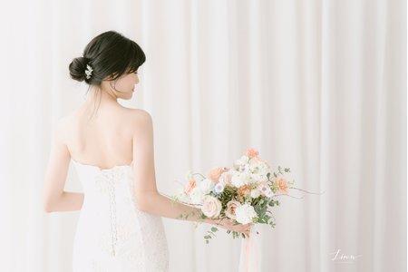 L & S 美式婚紗
