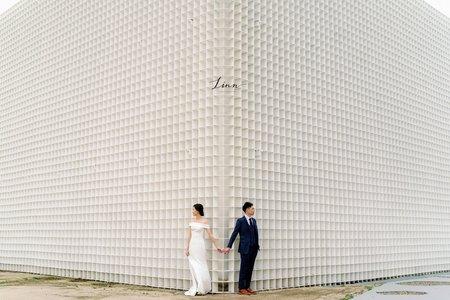 L&H美式婚紗