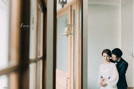 H&S 美式婚紗