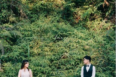 L & L 美式婚紗