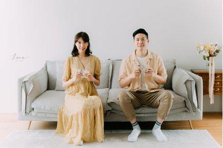 Mark & Joanne 美式婚紗