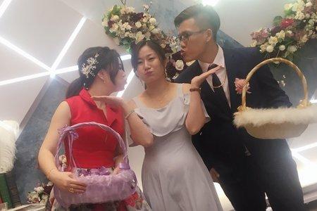 婚禮主持(無企劃)