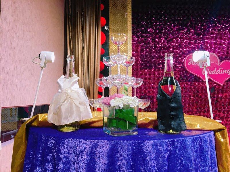 國曆農曆七月喜宴 企劃主持$6600作品