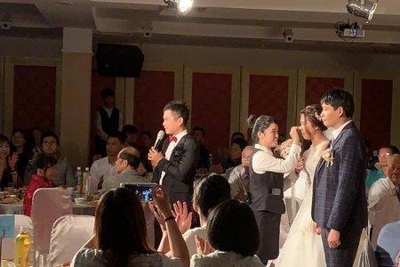 2019.11.17洪李府喜宴(台南商務會館)
