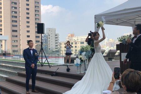 2019.11.23李余府喜宴(台南晶英酒店)