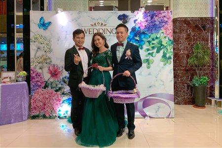 2019.12.28蕭宋府喜宴(富霖華平館)