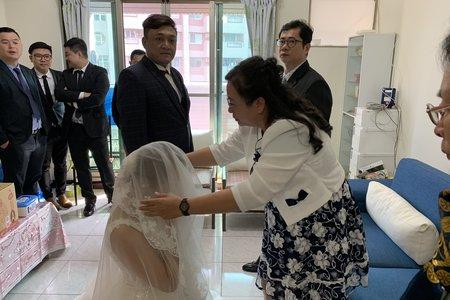 2020.01.18王劉府喜宴(文定及迎娶)