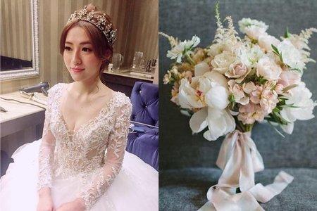 Bride白紗迎娶