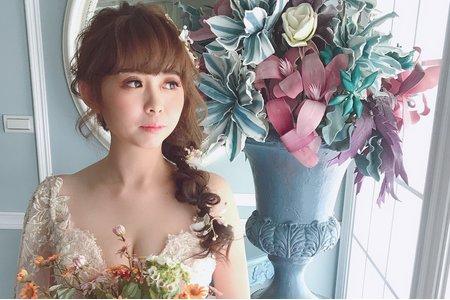 婚紗造型-~