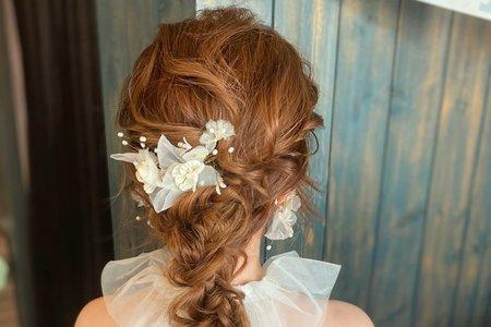 婚紗造型/例竹