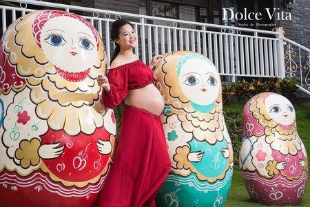 孕婦寫真 索菲亞民宿