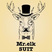 Mr.elk suit麋鹿西服!