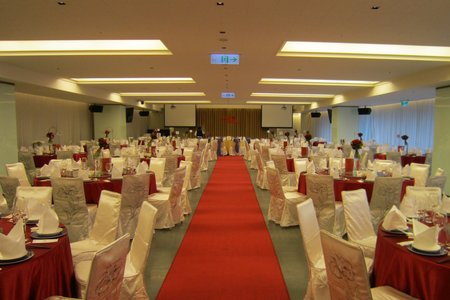 五樓結婚禮堂
