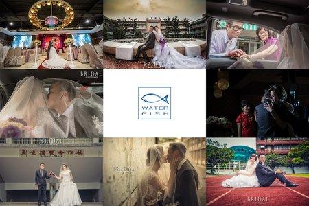 台南幸福水魚 丁維孜怡 婚禮紀錄