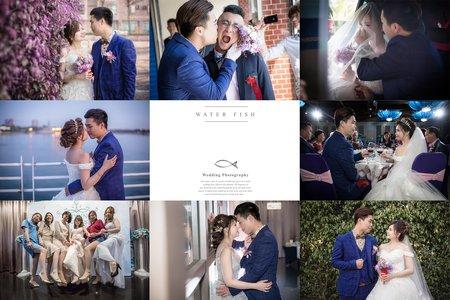 台南幸福水魚 育偉&玉綉 婚禮紀錄