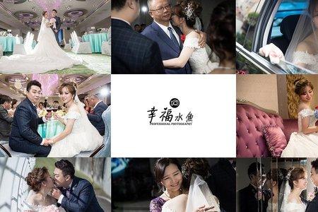 台南幸福水魚 鎮宇&文慈 婚禮紀錄 台北88樂章