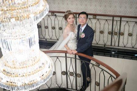 台南幸福水魚 啟安 & 玲汝 婚禮紀錄 富霖華平
