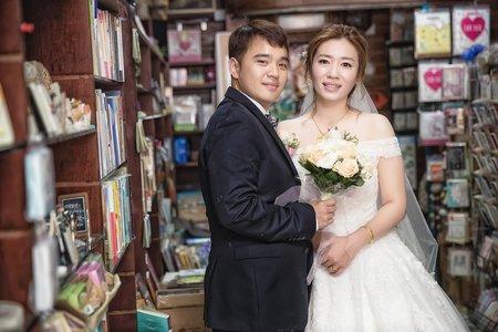 幸福水魚 柏勳&郁茹 婚禮紀錄 林皇宮