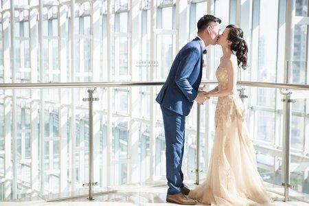 台南幸福水魚 崇文&品惟婚禮紀錄  高雄漢神巨蛋 有感情的婚禮紀錄