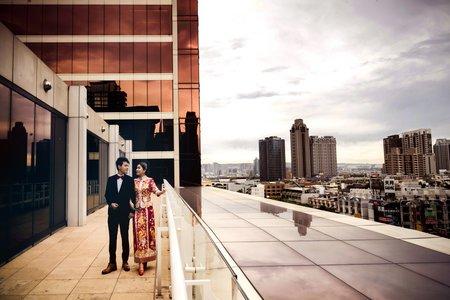 台中林酒店婚禮紀錄 | 文定宴客。