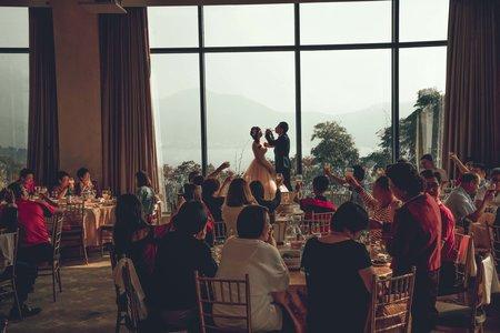 南投雲品酒店婚禮紀錄 |享受日月潭美景