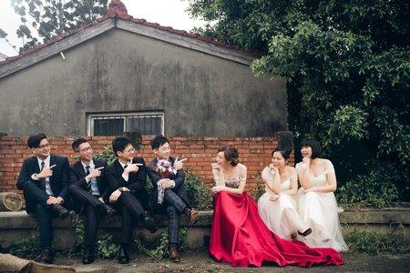 台中婚禮紀錄 | 訂結婚純儀式