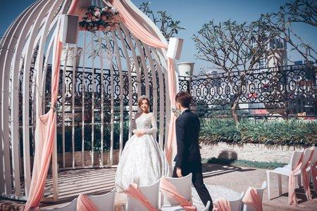 台中婚禮攝影 | 林酒店 。