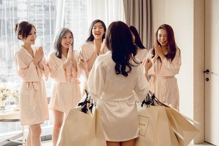 台北萬豪酒店婚禮紀錄