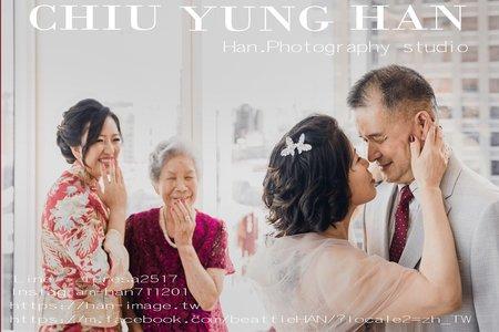 台中林酒店婚禮紀錄|台灣廳 文定婚攝 。