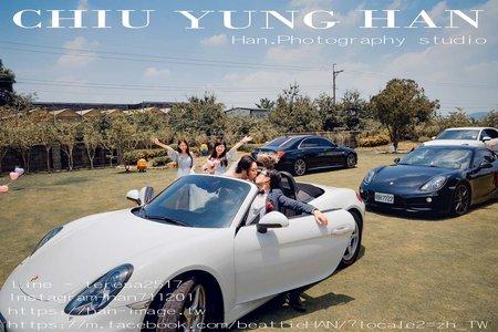 成都婚禮紀錄|霸氣十足婚禮 包棟宴客+上億超跑迎娶車隊。