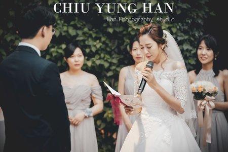 台中林皇宮花園婚禮紀錄|就在這天我們一起實現夢想中的婚禮藍圖。