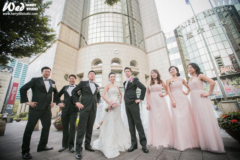 婚禮平面拍照作品